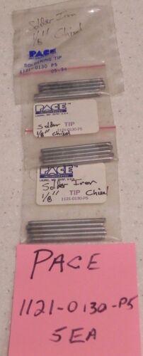 BAG OF 5 PCS. PACE SOLDERING TIP 1121-0130-P5