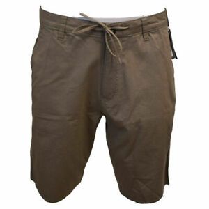 O-039-Neill-Men-039-s-Dark-Khaki-Chino-Short-MSRP-55-00