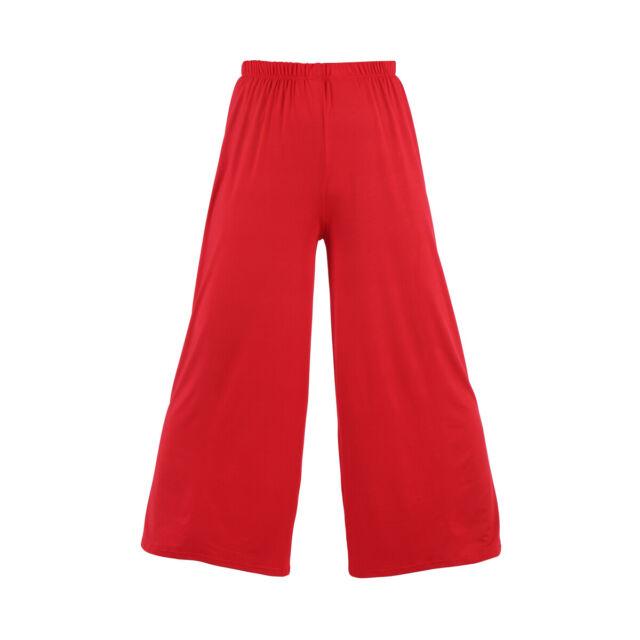 PRAISE LITURGICAL DANCE Palazzo Pants Red Ladies /& PLUS Sizes Praisewear