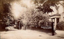 East Dulwich. Fairfield School, Champion Hill by Albert Flint.