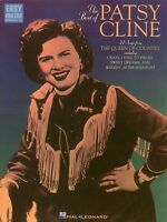 The Best Of Patsy Cline Sheet Music Easy Guitar Book 000702053