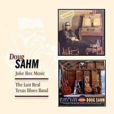 ~COVER ART MISSING~ Doug Sahm CD Juke Box Music / Last Real Texas Blues Band (Bn