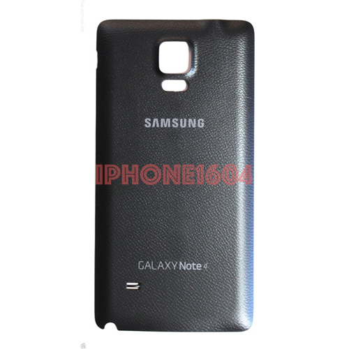 Samsung Galaxy Note 4 Battery Door Back Cover Replacement Parts – Grey NEW