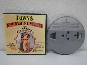 TONY-ORLANDO-Dawn-039-s-New-Ragtime-3-IPS-4-Track-Reel-To-Tape-1973-Bell-1R1-6119