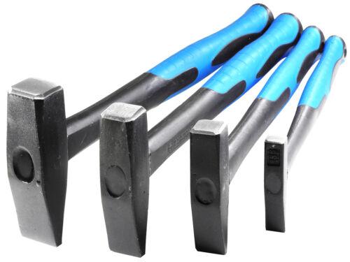 7 x professionnel serrurier marteau proposition fibre de verre Marteau à 2 kg patch Marteau