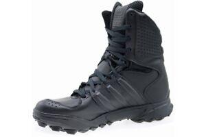 f907d9e2378 adidas Gsg-9 2 Tactical 807295 Men's Black Leather Trekking Hiking Winter  BOOTS UK 10 EU 44 2/3