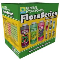 General Hydroponics 718145 Gh Flora Series Performance Pack Garden