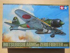 "MITSUBISHI A6M5C ZERO ""ZEKE""- 1/48 - TAMIYA 61027"