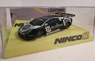Spielzeug Elektrisches Spielzeug Persevering Qq 50569 Ninco Lamborghini Murcielago Blancpain Lightning
