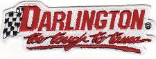 Darlington Speedway (Too Tough To Tame) NASCAR Banner Patch