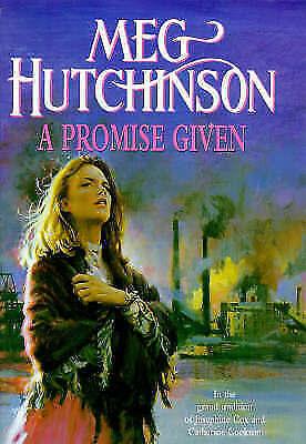 A Promise Given by Meg Hutchinson (BCA edition hardback, 1998)