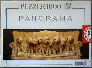 puzzle-1000-pieces-EDUCA-039-UNE-BELLE-FRATRIE-039-96-x-34-cm-NEUF