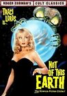 Not of This Earth 0826663120080 With Traci Lords DVD Region 1