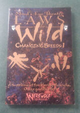 Laws of the Wild   Changing Breeds 1   Mind's Eye Theatre  WW5019   White Wolf