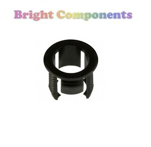20x-5mm-LED-Bezel-Clip-Holder-Mount-Push-Fit-1st-CLASS-POST