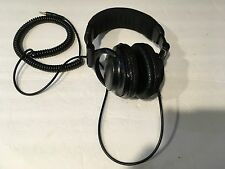 Sony MDR-Z600 Headphones - RARE - Made in Japan - w/Replaced Ear Cups