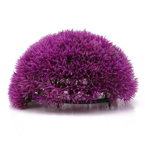 Hanging Topiary Ball Lavender Artificial Garden Flower Plant Decoration Basket
