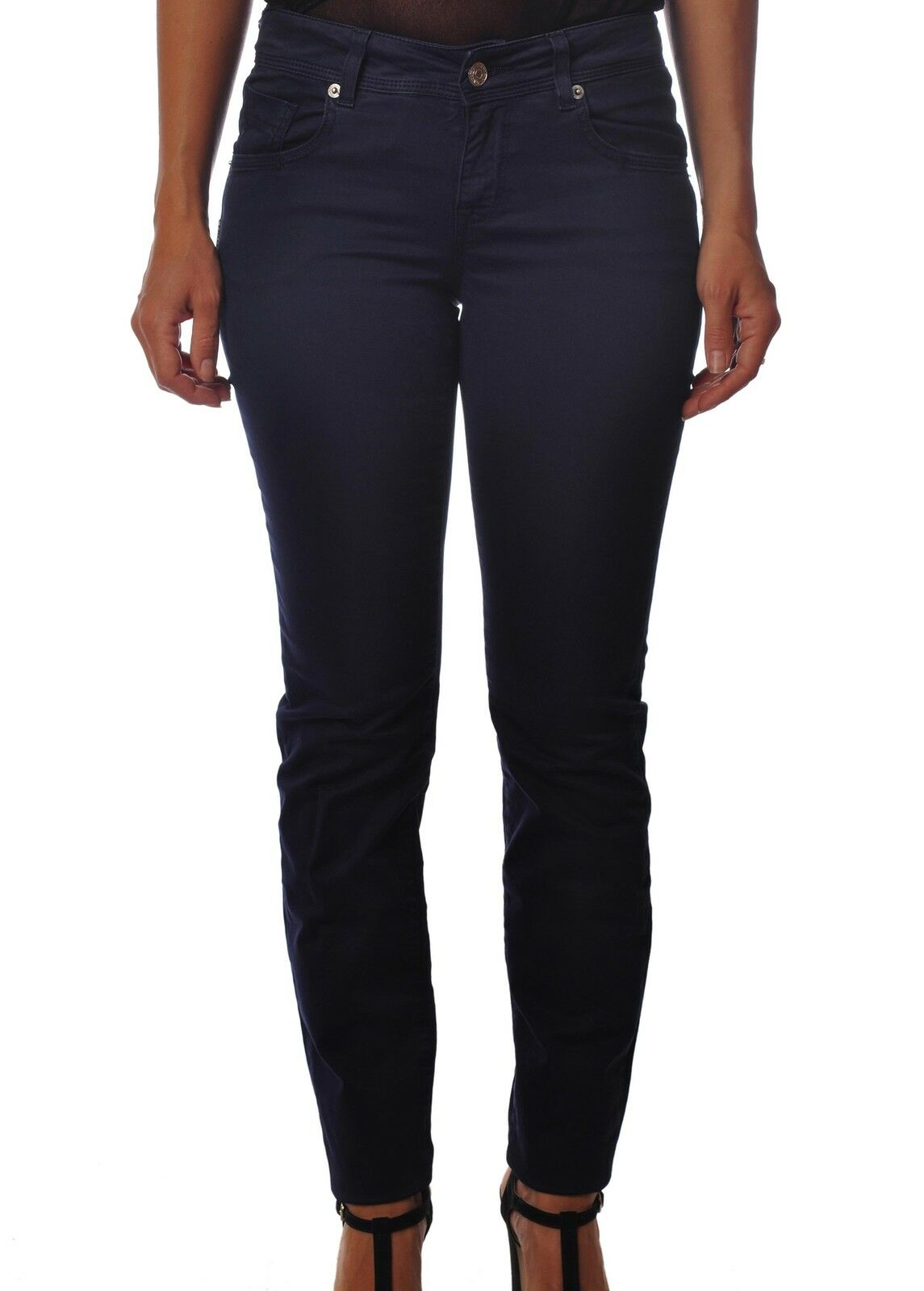 Latinò  -  Pants - Female - bluee - 3821829A181652