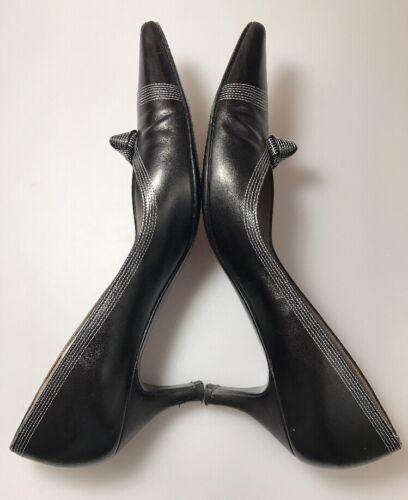 Work Wear 5 8031895708087 Black Salvatore To Aa Grace 7 Classic pumps Ferragamo misura x8q4HqIw