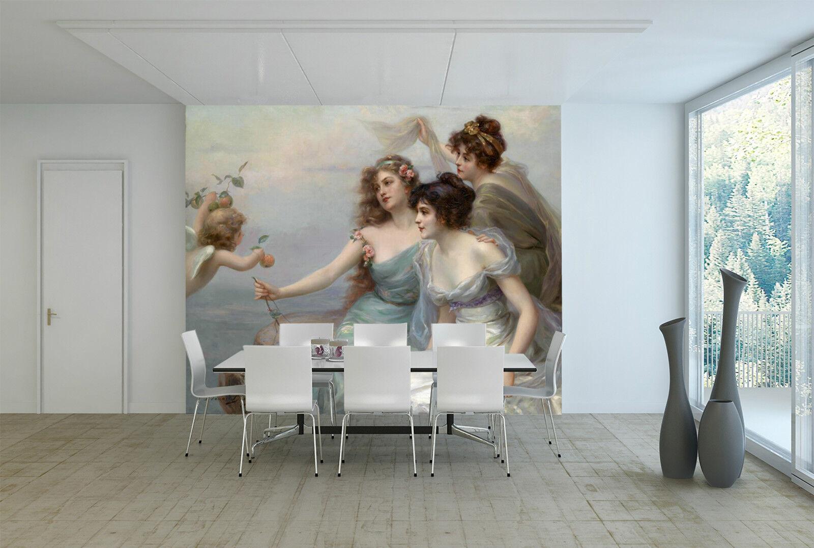 3D Die früchte 779 Fototapeten Wandbild Fototapete Bild Tapete Familie Kinder DE