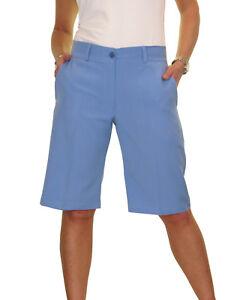donna 22 cielo 8 8 Ice Shorts da blu 1492 sartoriali casual lavabili 0xHP4n