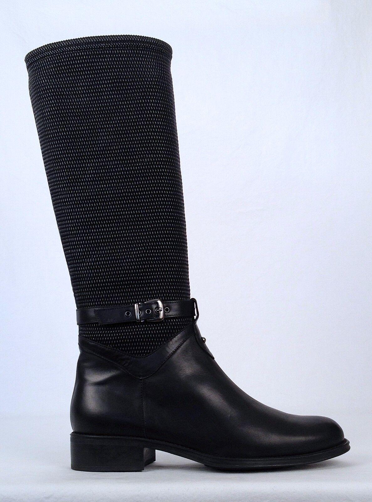 Aquatalia by Marvin K K K 'Undy' Boot- Black- Size 10 US-  598  (B14) 6b5197