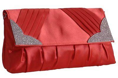 Damen Farbig Multifarbe Hochzeitsfest Frauen Handtasche