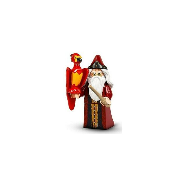 LEGO 71028 Harry Potter Series 2 - Director Albus Dumbledore Minifigure New