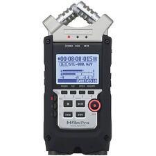 Zoom H4n Pro 4-Channel Handy Field Recorder USB w/ Onboard XY Stereo Mics 2DAY S