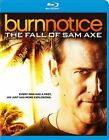 Burn Notice Fall of Sam Axe 0024543759508 With Bruce Campbell Blu-ray Region a