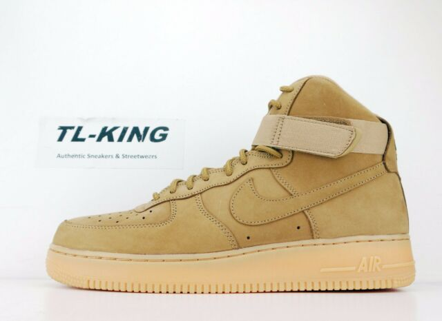 681bf0b4eed0 Nike Mens Air Force 1 High 07 Lv8 WB Basketball Shoes 9.5 for sale ...