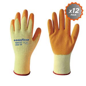 San Francisco dove acquistare risparmi fantastici Confezione da 12 guanti Goodyear in cotone a filo continuo | eBay