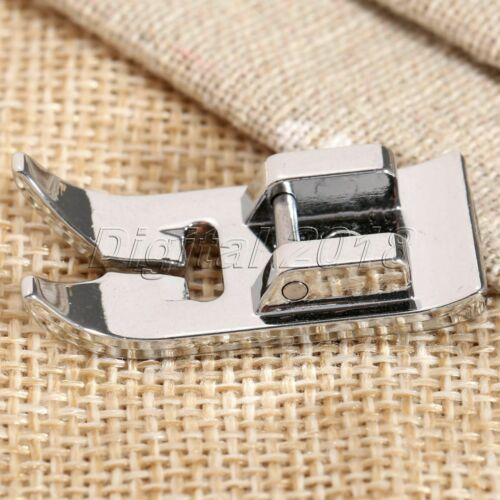 Metal Zig Zag Presser Snap On Foot For Brother Singer Kenmore Sewing Machine