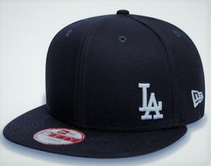 Los Angeles Dodgers Cap MLB Baseball New Era 9fifty SNAPBACK Kappe Dunkelblau