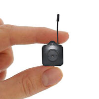 Mini Wireless Spy Nanny Micro Camera + Usb Dvr Record