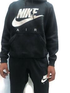 miglior posto per vendita uk Sconto speciale Nike Uomo in Pile Tuta con Cappuccio Jogging Tuta S-XL | eBay
