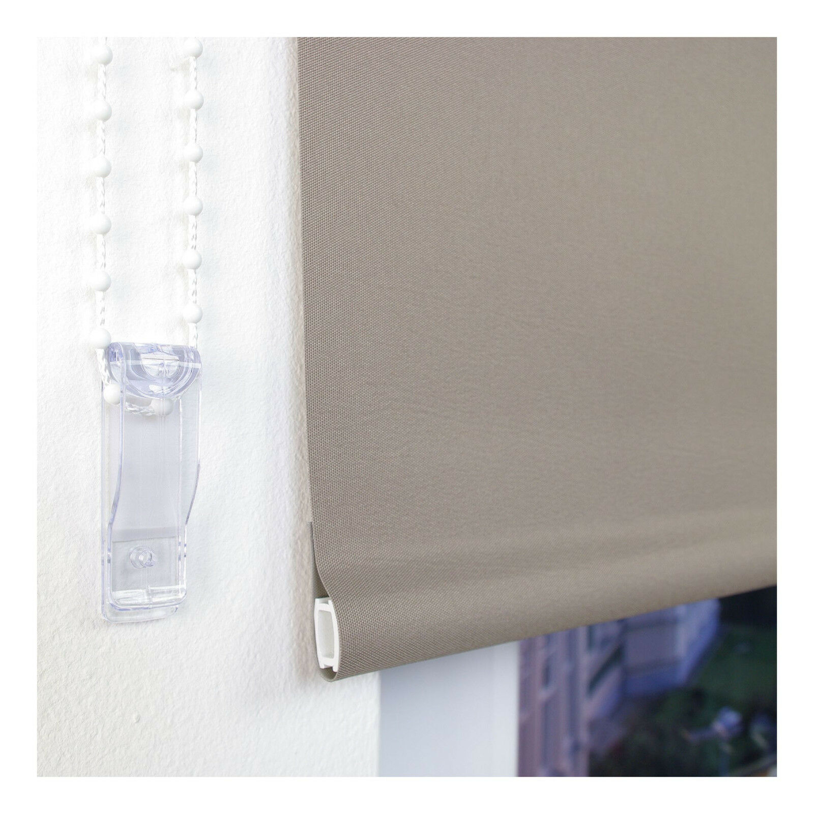 Verdunklungsrollo Caffee Ketten- Seitenzugrollo Fensterrollo Fensterrollo Fensterrollo Sichtschutz Tür fe8cf6