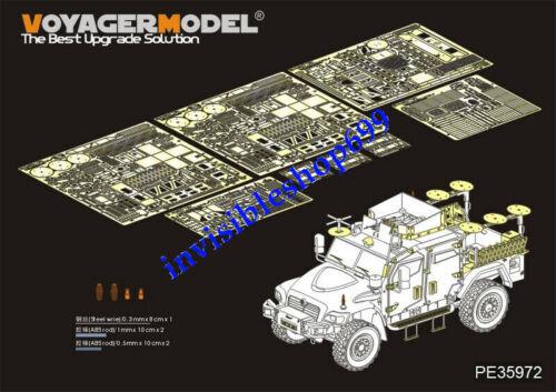 Voyager PE35972 British Husky T.S.V 1//35 Basic Detail Set For MENG VS-009