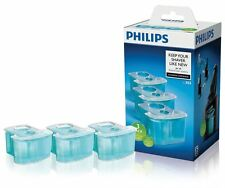 Philips smartclean Cartucho De Limpieza Paquete De 3 para máquinas de afeitar