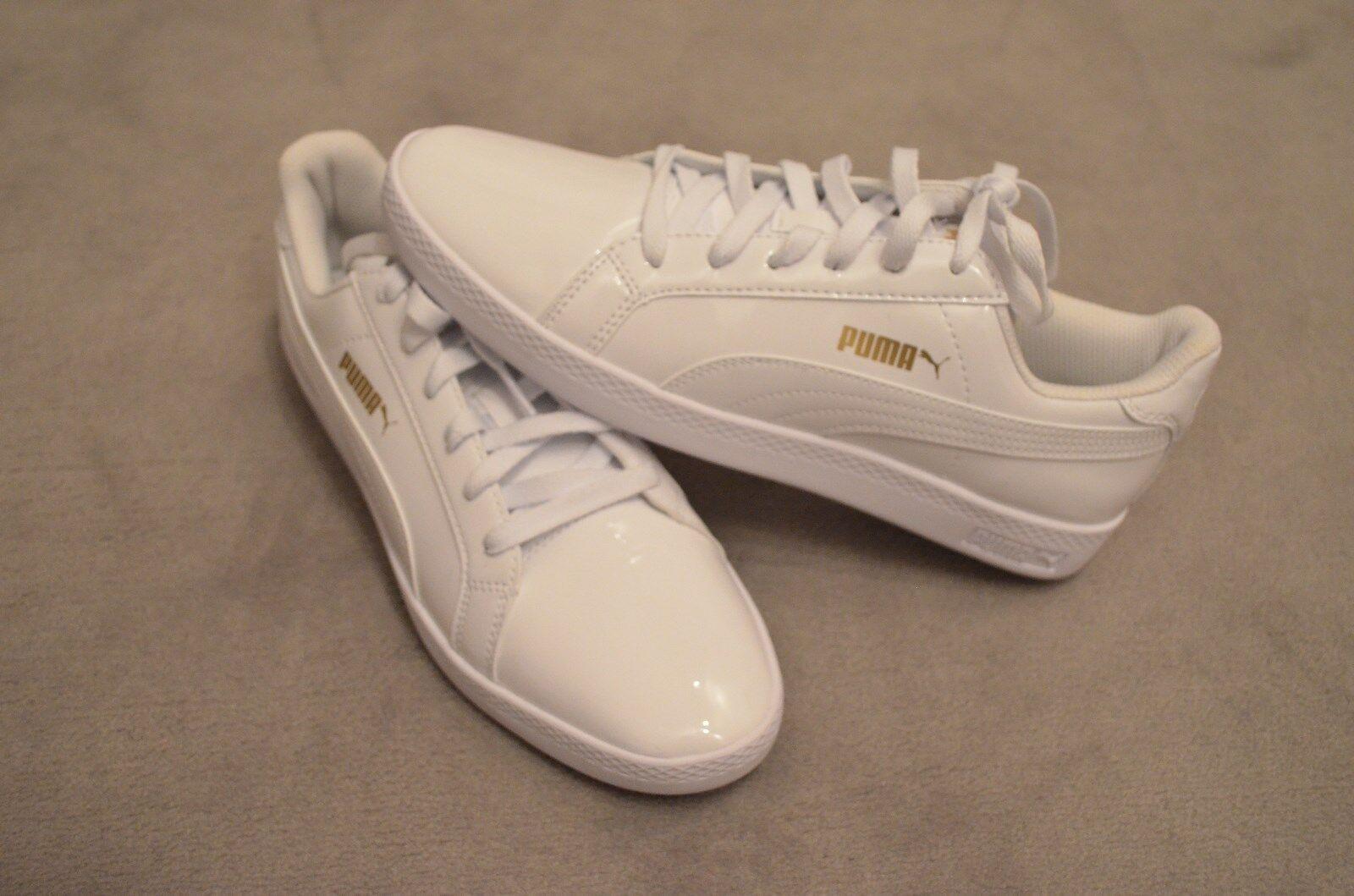 Puma Damen Sneaker Smash-Patent Gr.40  Neu