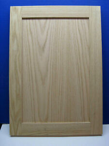 Sale Unfinished Oak Shaker Style Cabinet Door In