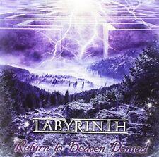 Labyrinth Return To Heaven Denied Vinyl 2 Lp For Sale Online Ebay