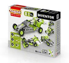 ENGINO Inventor Series-modello 8-Auto-Set di costruzione