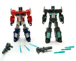 X2Toys XT012 Dark Raiden Optimus Prime action figure Transformers toy