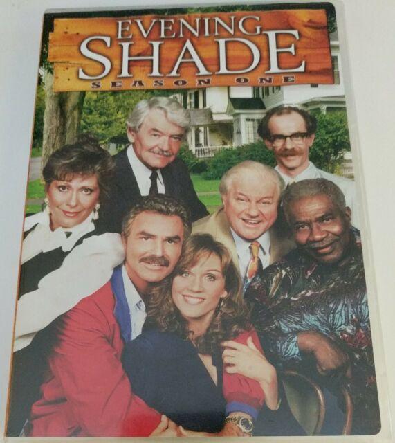 VINTAGE TV-EVENING SHADE-1st SEASON-BURT REYNOLDS,MARILU HENNER-5 DVD SET-VGC