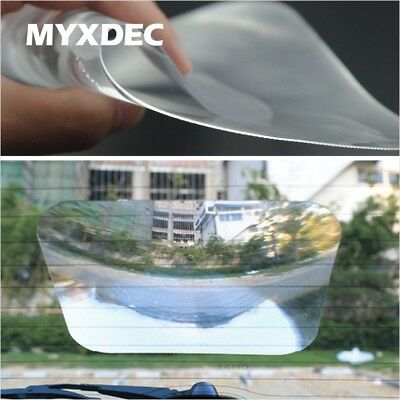 200*250mm Hatchback Car Reverse Helper Wide Angle Rear View Mirror Fresnel Lens