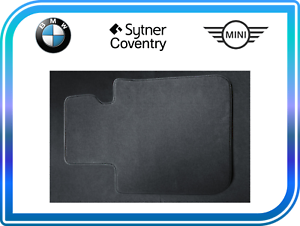 2BMW Genuine Tailored car Floor Mats Set Corduroy E82 série 1 51477316493