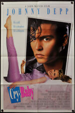 A LICENSED NEW Cry-Baby Movie POSTER 27 x 40 Johnny Depp Amy Locane