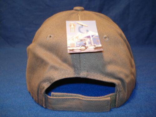 Visor Detail Truckers Cap   *FREE SHIPPING* KENWORTH HAT