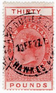I-B-New-Zealand-Revenue-Stamp-Duty-30-Hawkes-Bay